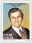 Calabresi Briefmarke