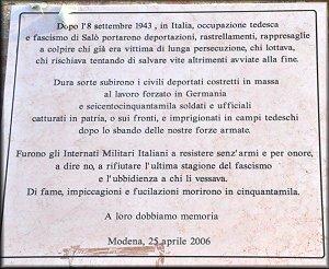 Chi era costui scheda di internati militari italiani for Elenco senatori italiani